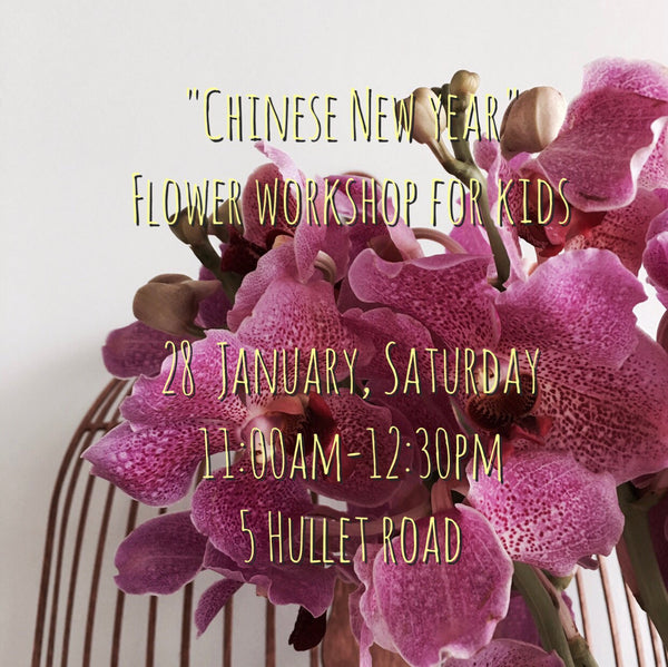 Chinese New Year Kids' workshop - Pobeau