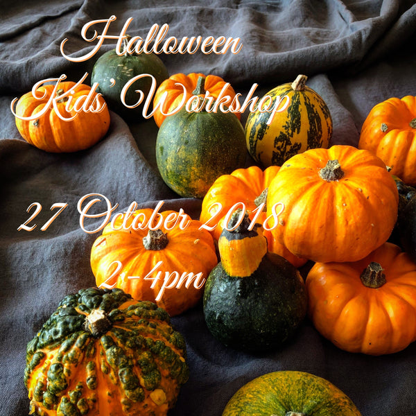Halloween Kids' Workshop - Pobeau