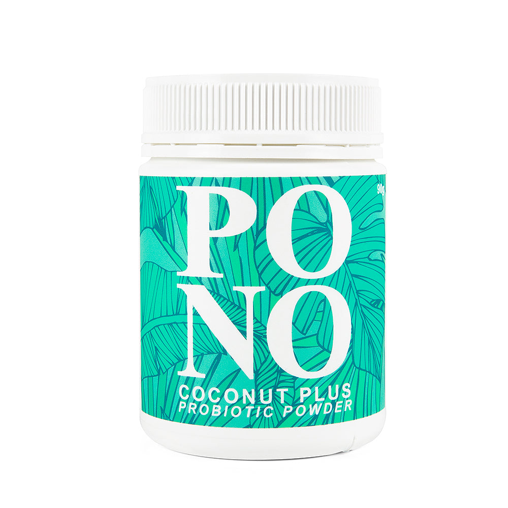 Broad Spectrum Probiotic - Coconut Plus