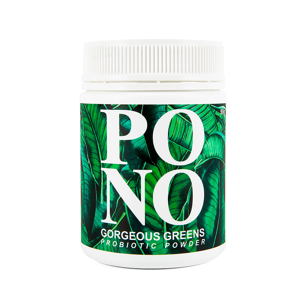 Broad Spectrum Probiotic - Gorgeous Greens