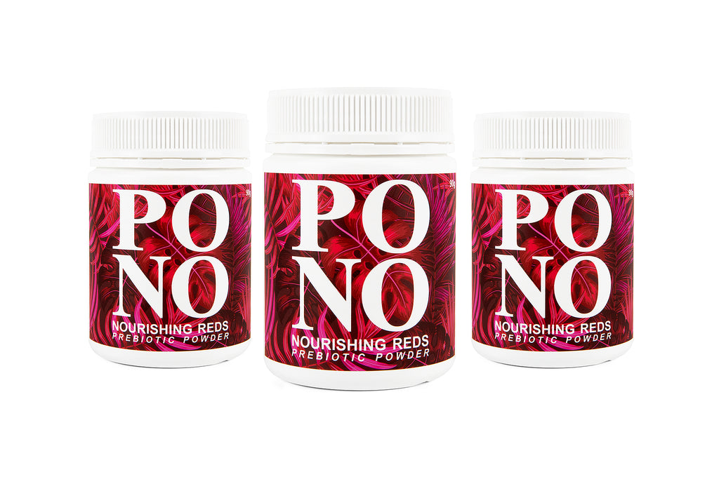 Prebiotic - Nourishing Reds - 3 pack (Now 120g)