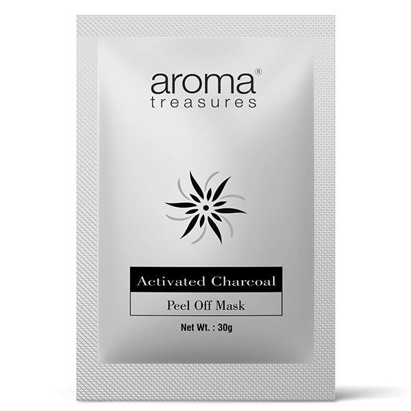 Activated Charcoal Peel Off Mask - 30 gm