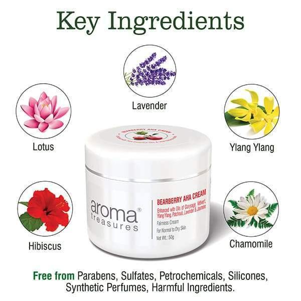 Aroma Treasures regime for normal to dry skin