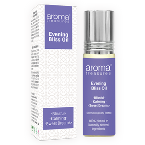 Aroma Treasures Evening Bliss Oil & roll on combo - Aroma Treasures.com