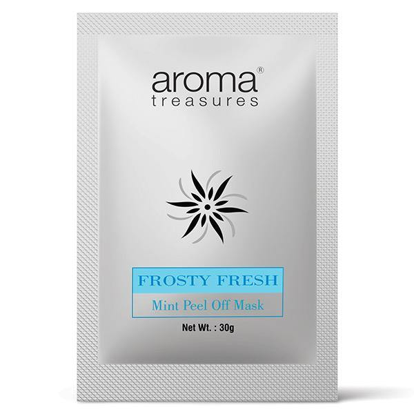 Frosty Fresh Mint Peel Off - 30 gm