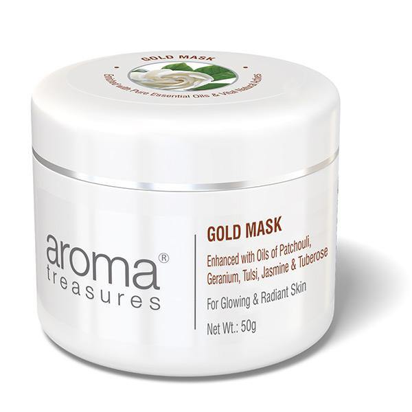 Gold Mask (For Glow & Radiant Skin) 50g