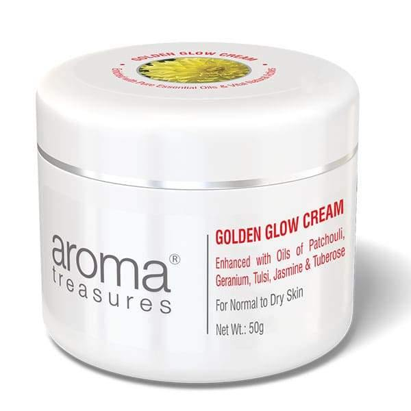 GOLDEN GLOW CREAM (For Glow & Radiance)