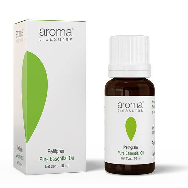 Aroma Treasures Petitgrain Essential Oil (10ml)
