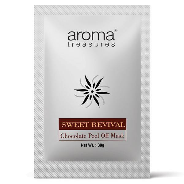 sweet revival chocolate peel off - 30 gm