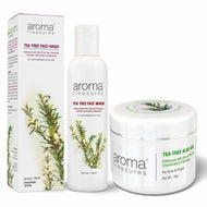 Aroma Treasures regime for acne