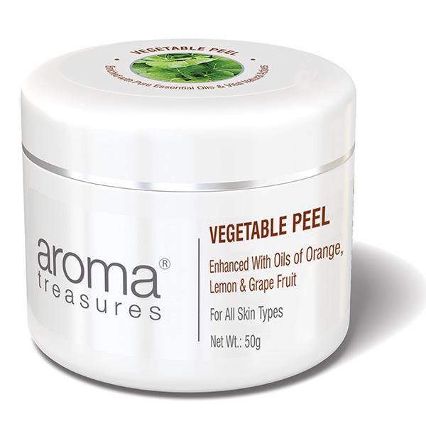 Vegetable Peel (For Fresh & Radiant Skin)-50g