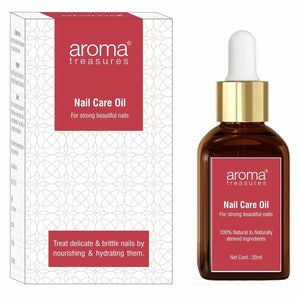 Aroma Treasures Nail Care Oil (20ml)