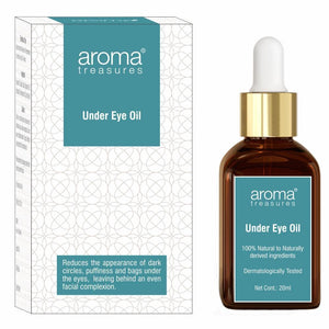 Aroma Treasures Under Eye Oil for All Skin Type (20ml)