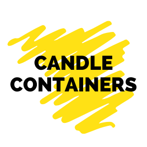 Buy Candle Containers in India-The Art Connect