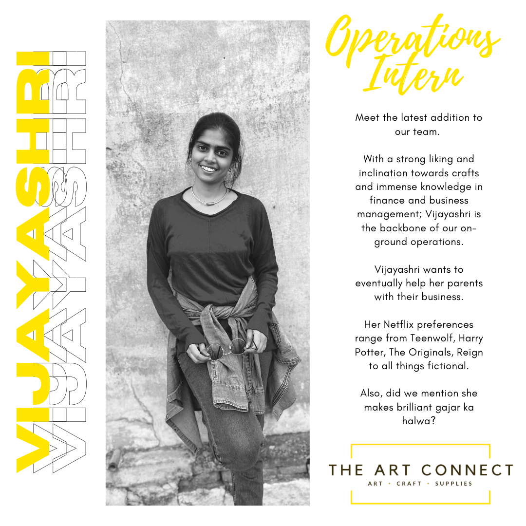 Operations Intern - The Art Connect
