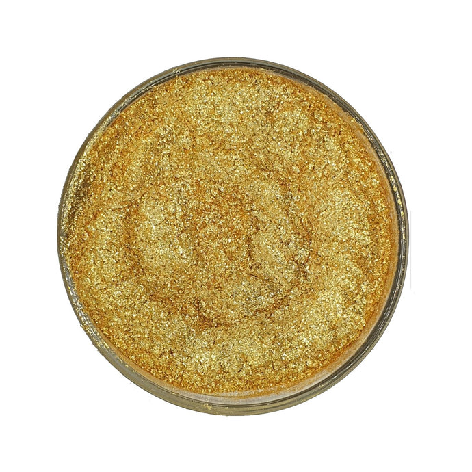 Pearlescent Cosmetic Mica Colour - Gold