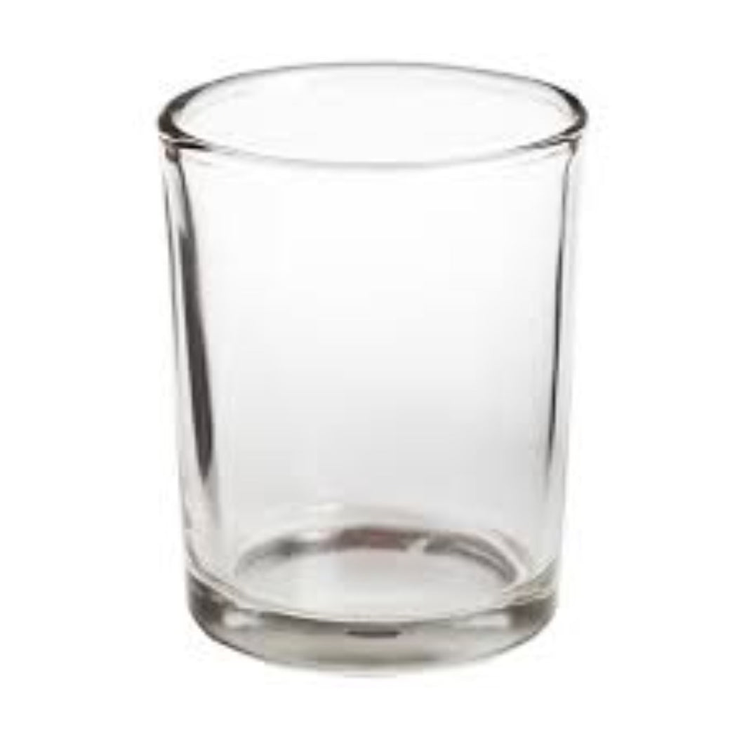 Transparent Candle Votive Glass Holder/Container