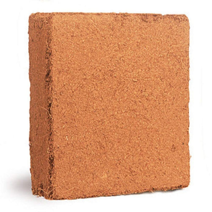 Coco Peat Block (Low EC) - 2Kgs