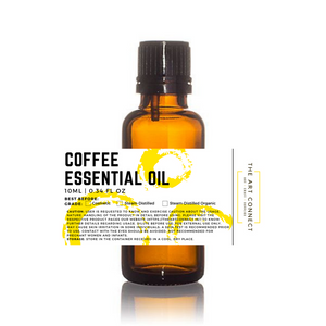 Buy Coffee Essential Oil Online in India - The Art Connect