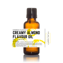 Load image into Gallery viewer, Creamy Almond Flavour Oil