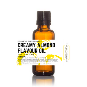 Creamy Almond Flavour Oil