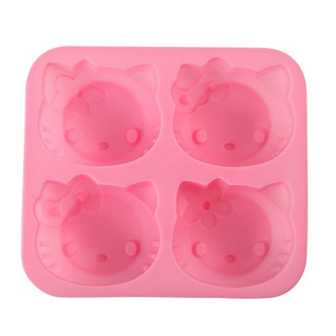 Buy Hello Kitty Silicone Moulds for Soap Making, Chocolate Making and Baking Online in India - The Art Connect