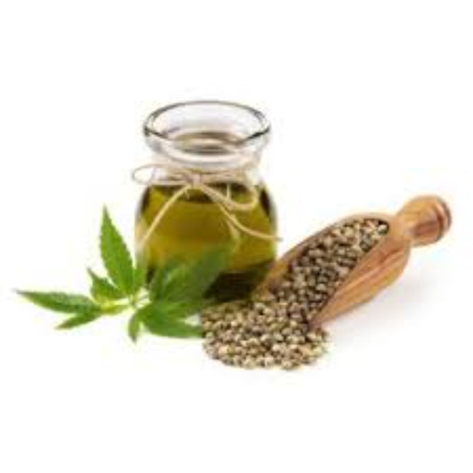 Buy Hemp Seed Carrier Oil Online in India - The Art Connect
