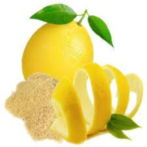 Buy Lemon Peel Powder Online in India - The Art Connect