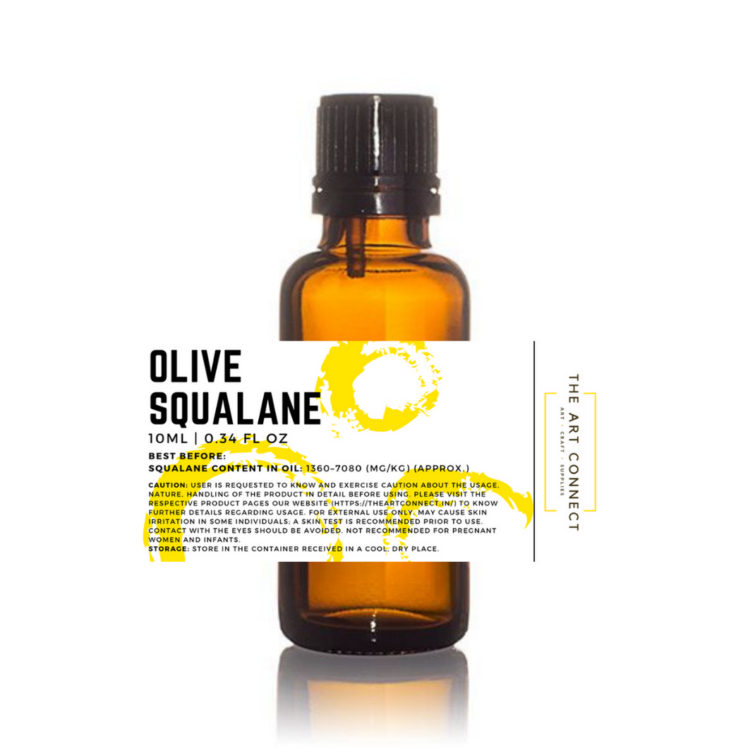 Buy Olive Squalane Online in India - The Art Connect