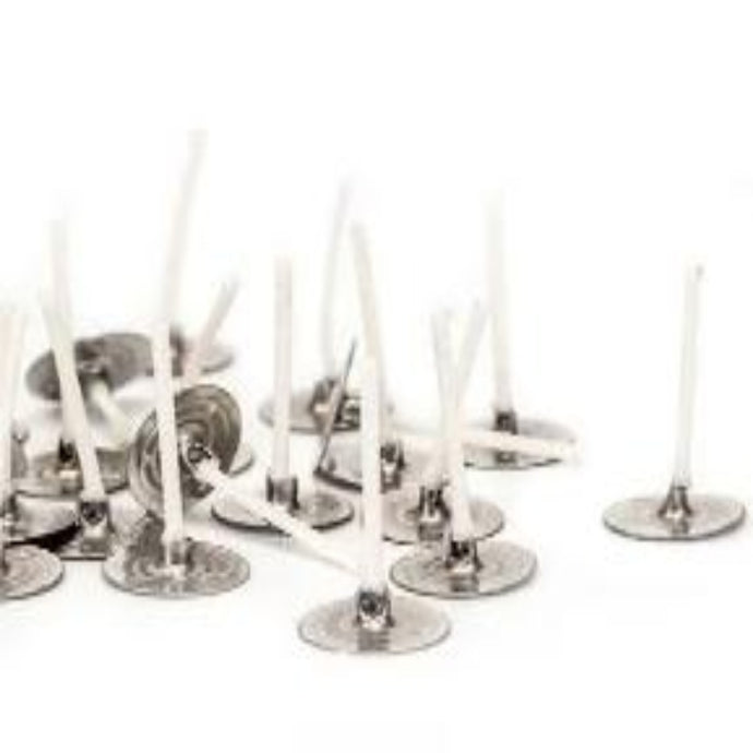 Buy One Inch Candle Wick Wax Coated with Sustainer Online in India - The Art Connect