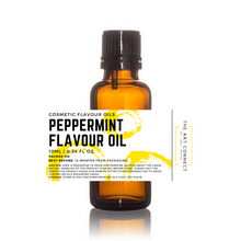 Load image into Gallery viewer, Peppermint Flavour Oil