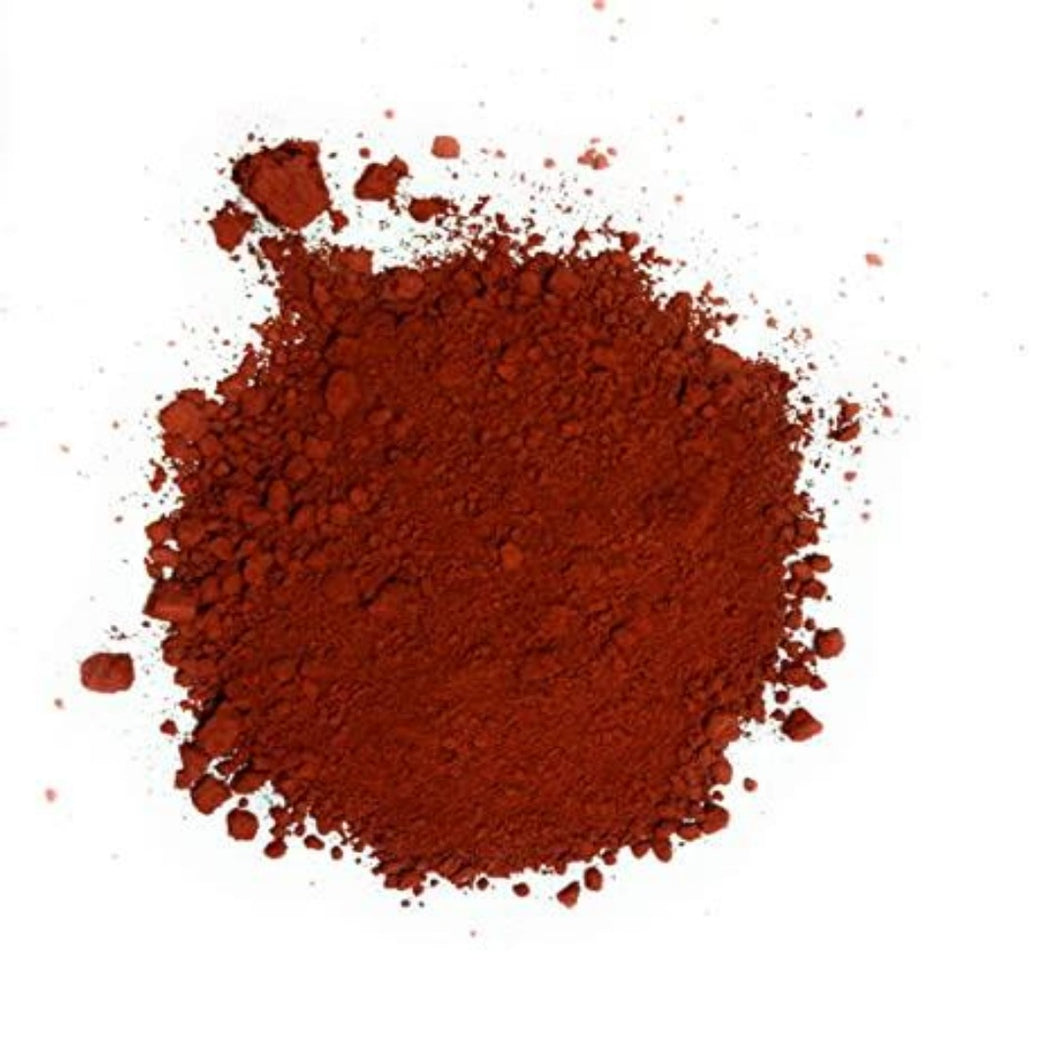 Buy Red Iron Oxide Online in India - The Art Connect