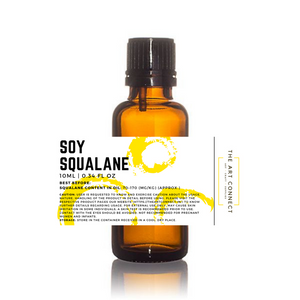 Buy Soy Squalane Online in India - The Art Connect
