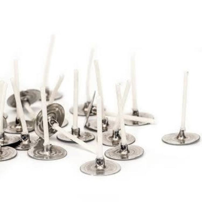 Buy Two Inch Candle Wick Wax Coated with Sustainer Online in India - The Art Connect