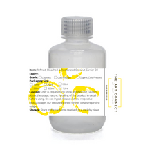 Load image into Gallery viewer, Coconut Carrier Oil RBD (Refined, Bleached & Deodorized)
