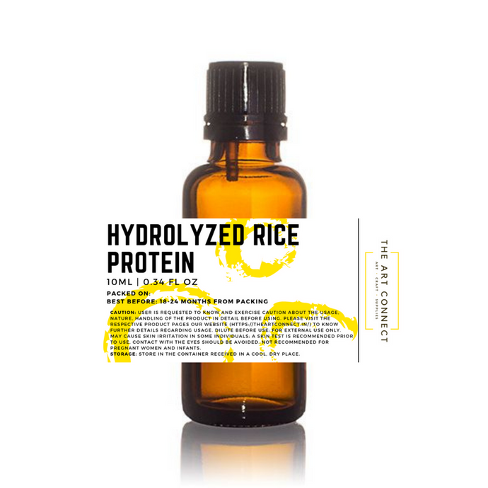 Hydrolyzed Rice Protein