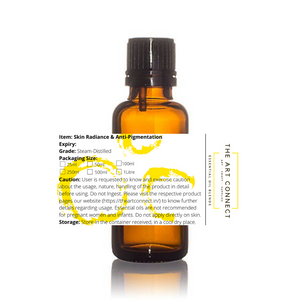 Essential Oil Blend-Skin Radiance & Anti-Pigmentation