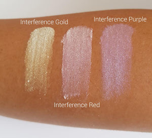Interference Pigment Mica Colour - Red