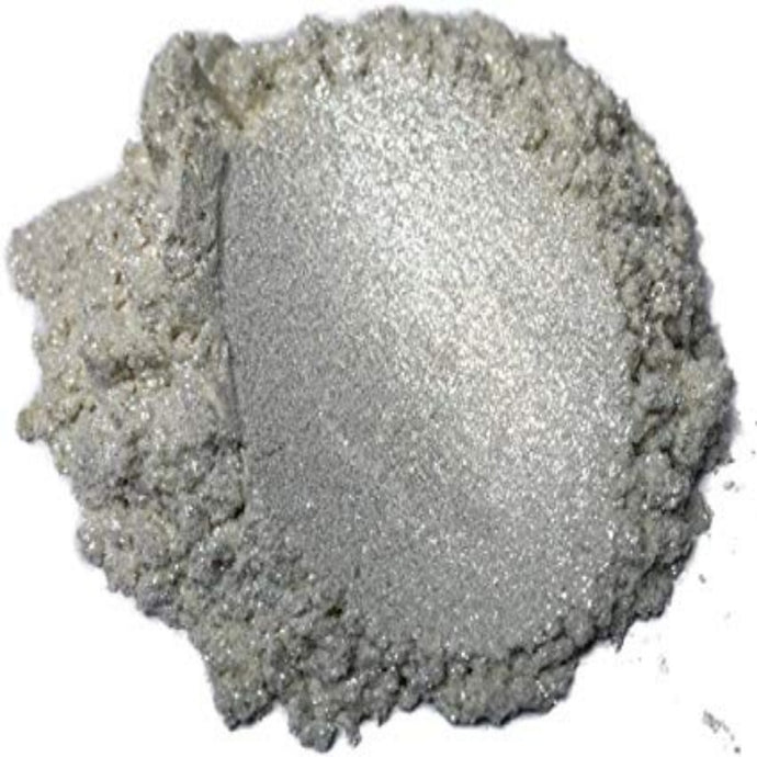 Buy Silver Cosmetic Mica Powder Online in India - The Art Connect