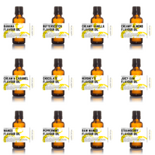 Load image into Gallery viewer, Combo of all 12 Flavour Oils-10ml