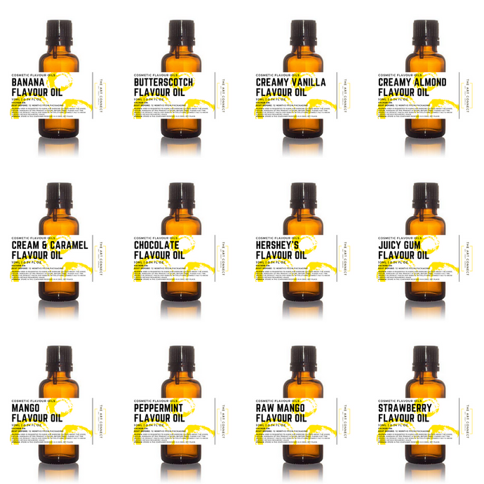 Combo of all 12 Flavour Oils-10ml