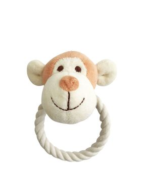 SimplyFido Beginnings Oscar Monkey Rope Toy