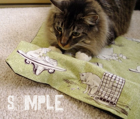 For Mew Organic Catnip Play Mat