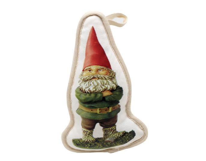 ORÉ Pets Recycled Canvas Gnome Toy