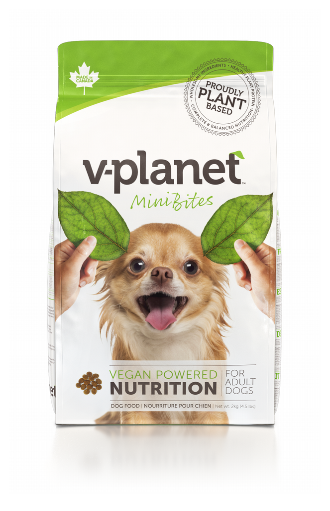 v-planet kibble (v-dog)