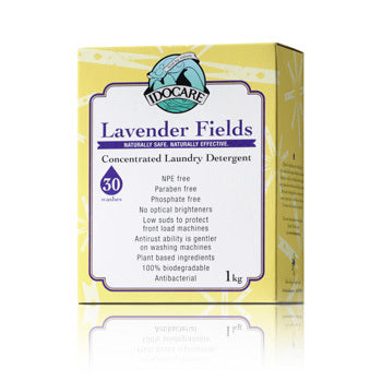 IDOCARE Lavender Fields Concentrated Laundry Powder (Pet-Safe)