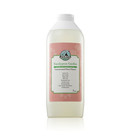 IDOCARE Eucalyptus Garden Concentrated Floor Cleaner (Pet-Safe)
