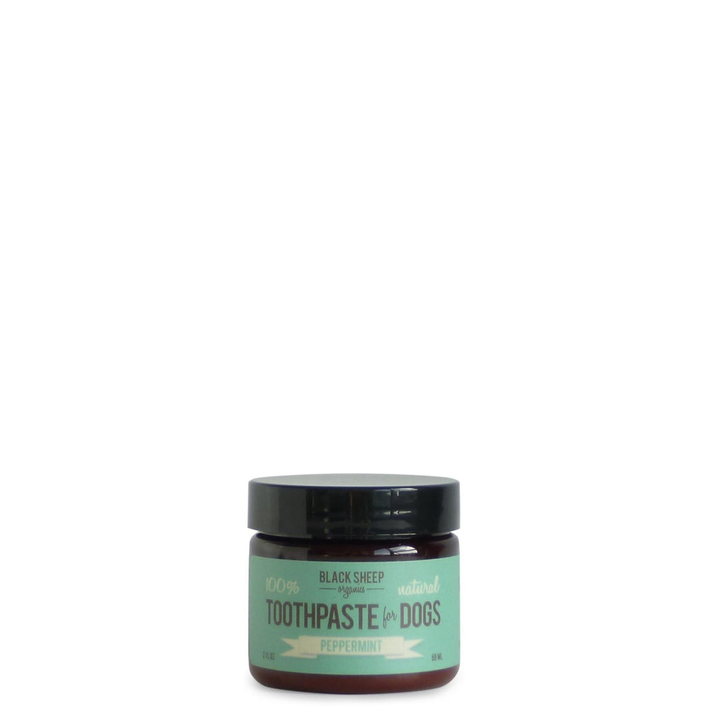 Black Sheep Organics Peppermint Organic Toothpaste