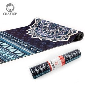 Mat PVC Yoga Mat 6mm Thickness Gym Exercise