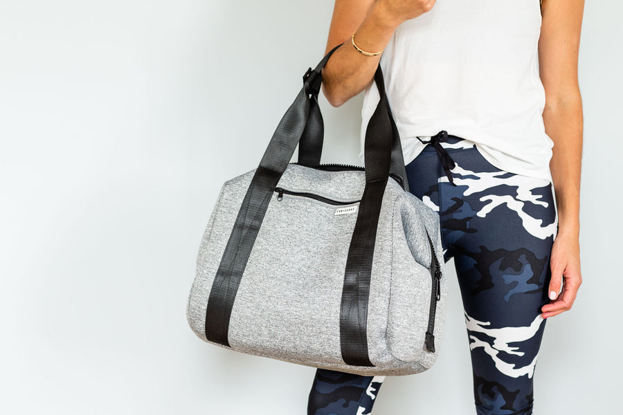 Escape Carryall - Grey